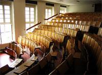 Hörsaal Innen